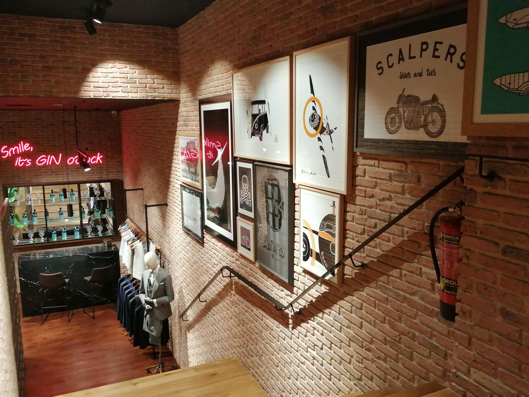 Scalpers Bilbao