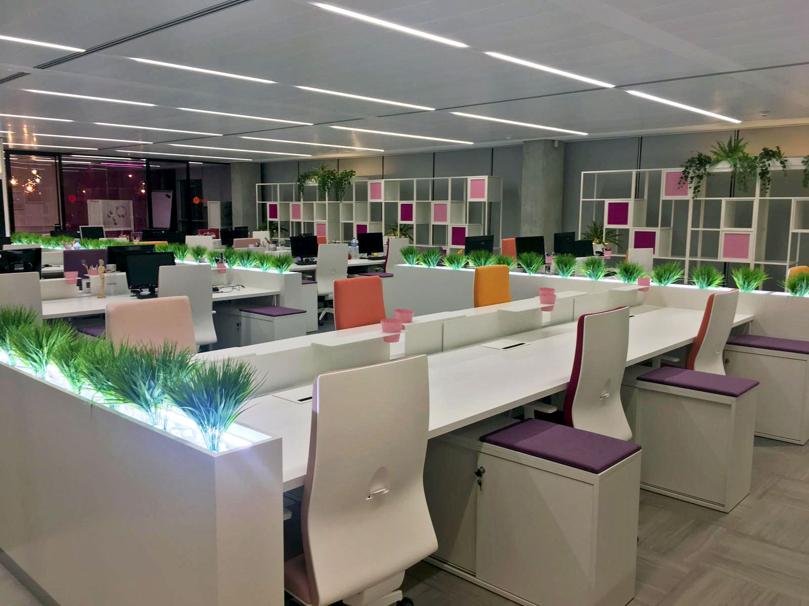 Oficinas Pandora
