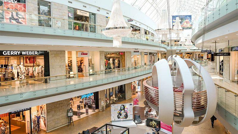 Proyectos en centros comerciales